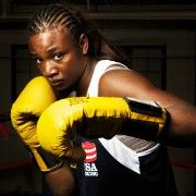 Pink Nails in Boxing Gloves: Claressa Shields' Tough Road to the Olympics - SPIEGEL ONLINE - News - International