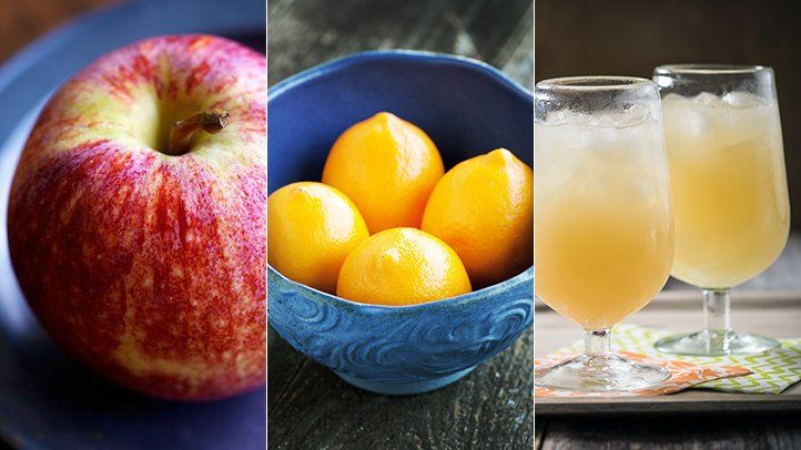 There's nothing like a cool, refreshing drink when it's hot and humid outside. The next time the temperature rises, opt for one of these healthy, thirst-quenching beverages.