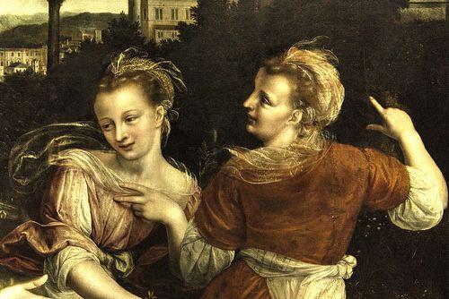 _DSC1897_HDR Jan Massys Suzanne et les vieillards (1567) Acquis de Mr l'abbé François Schulgen, Pau, 1872  www.fine-arts-museum.be/fr