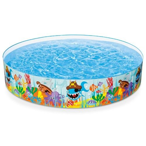 Intex Ocean Reef Snapset Instant Kids Swimming Pool | 56453EP
