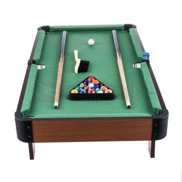 "Compact & Mini Tabletop Pool Table 30"""