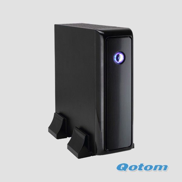 industrial computer,desktop mini pc,Qotom-T32,mini pc for sales,Cyber cafe computer,4G DDR3 RAM,500G HDD