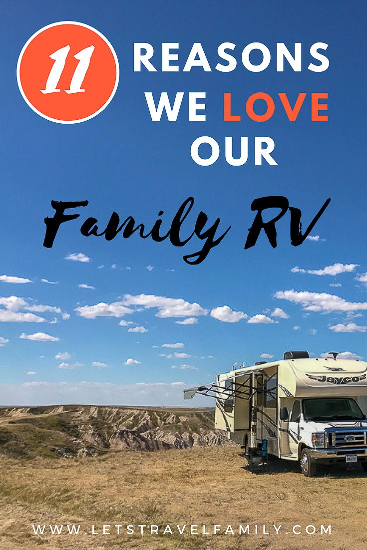 11 Reasons We Love Our Class C Family RV   Camping, RVing
