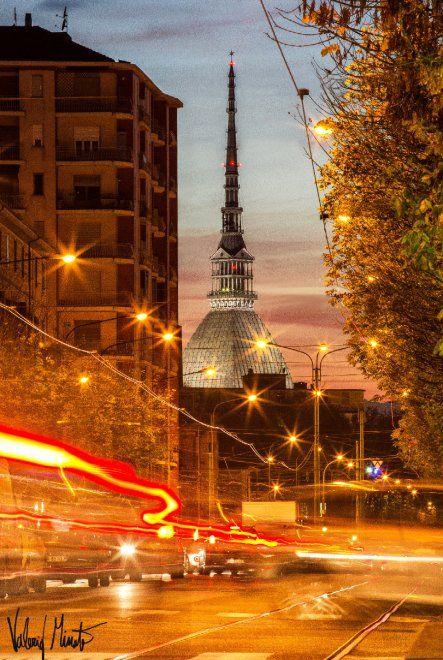 Torino e la magia dei colori d'autunno