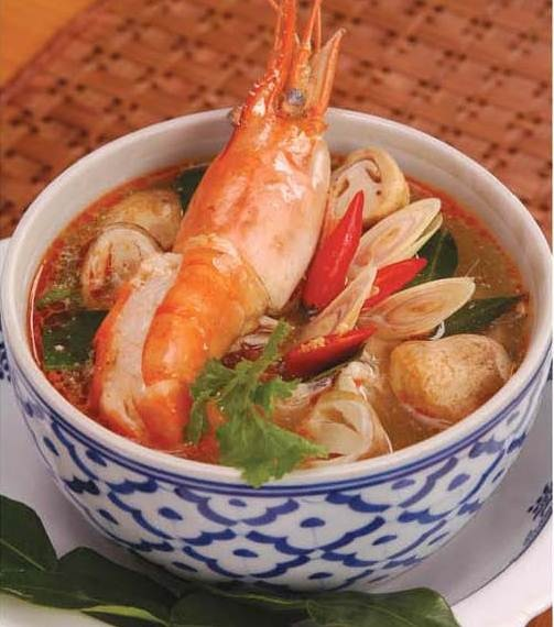 11 best thai food recipes images on pinterest recipe books spicy and sour soup with prawns tom yum kung my recipes book tom yum kungthai food forumfinder Gallery