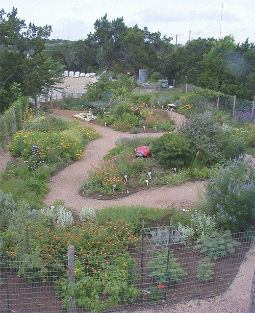 A Butterfly Garden Offers A Beautiful Habitat For Even More Beautiful  Creatures, And The Natural