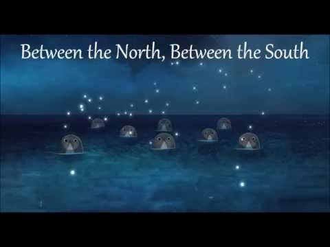 Song of the Sea  Beautyful chant from the movie Song of the Sea. I've been chanting it since I watched the movie. Her voice is enchanting, the music provides a wonderful and magical landscape along the lyrics.