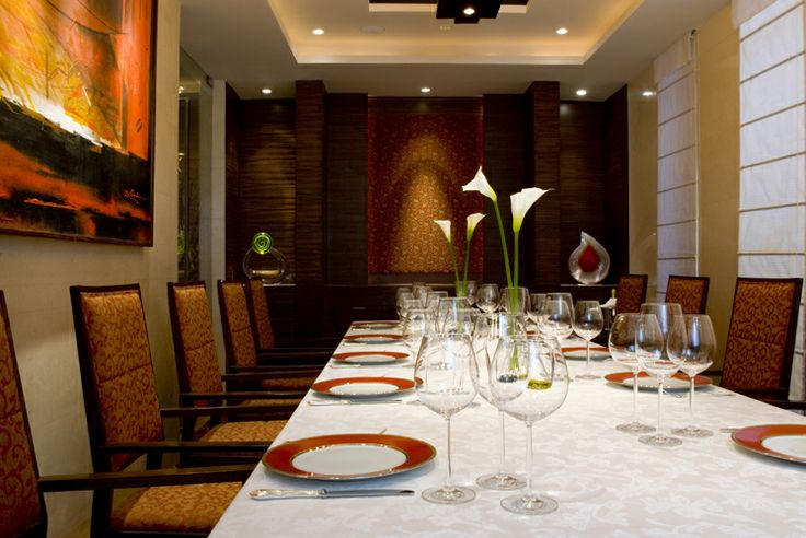 Arrividerci! Welcome to an  authentic Italian fine dining experience at #Prego, #TajCoromandel#Chennai