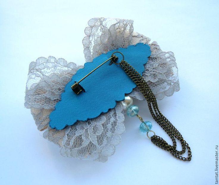 Купить Коллекция брошей Взмах крыла. - разноцветный, брошь, брошь ручной работы, брошь текстильная