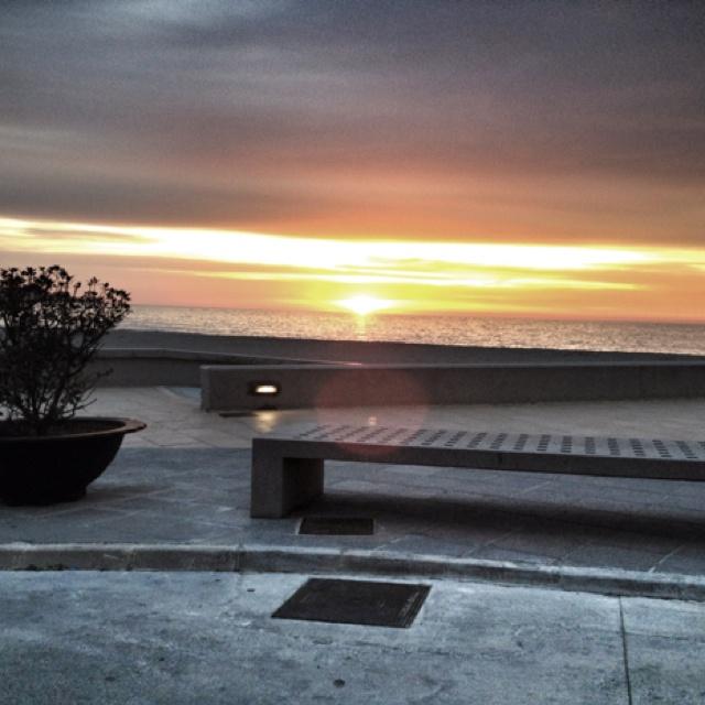 Sunrise in Mallorca (S'Illot bay)