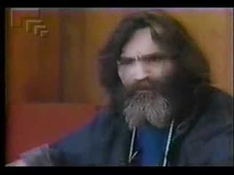 Charles Manson's Epic Question - YouTube