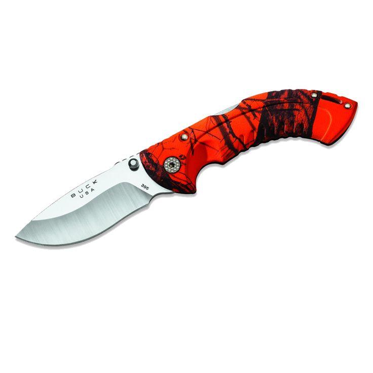 En Heavy Duty fällkniv för alla typer av användning. 395 Folding Omni Hunter 10PT har ett kraftigt blad backat av ett ergonomiskt non-slip , gummihandtag. Detta ger dig en kniv som aldrig ger upp och som alltid ligger rätt