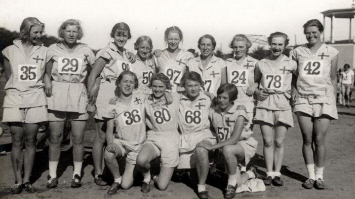 Les Jeux Olympiques féminins, un héritage de la Grande Guerre | Mission…