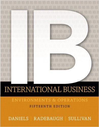 18 best business images on pinterest test bank for international business 15th edition john daniels fandeluxe Image collections