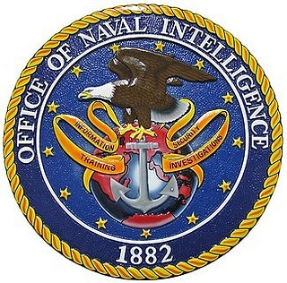 Office of Naval Intelligence new Seal Plaque by MilitaryPlaques.Com, via Flickr
