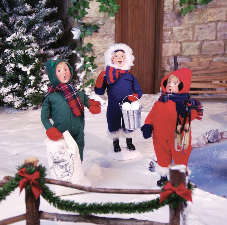 62 Best Decorating With Byers Choice Carolers Images On: 51 Best 2016 Byers' Choice Carolers® Figurines