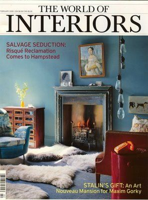 105 Best World Of Interiors Magazine Covers Images On Pinterest