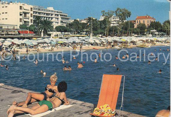 La Coite d' Azur  Color Photo Postcard        by foundphotogallery