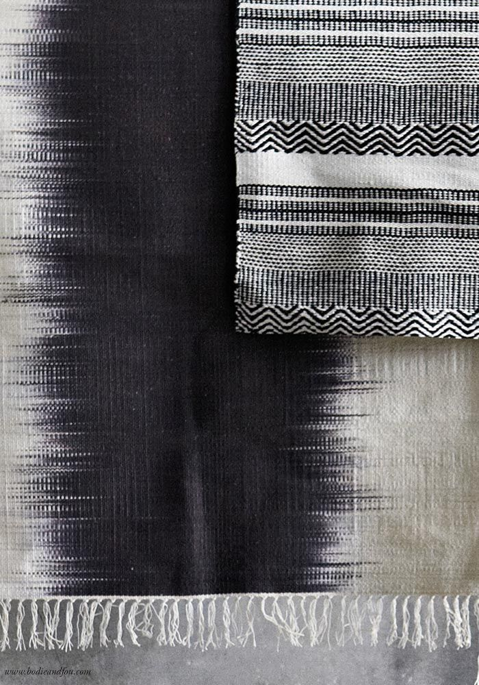 Rug Rug Electric Hz0135 Anthracite — Bodie and Fou - Award-winning inspiring concept store