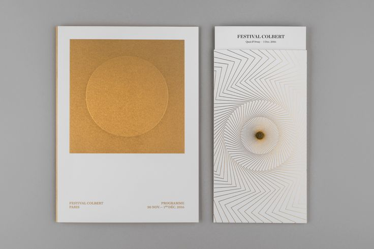 FRANCE Lou Magrin • Comité Colbert • Invitation • Curious Matter • Screen printing / Hot foil stamping / Varnish / Embossing