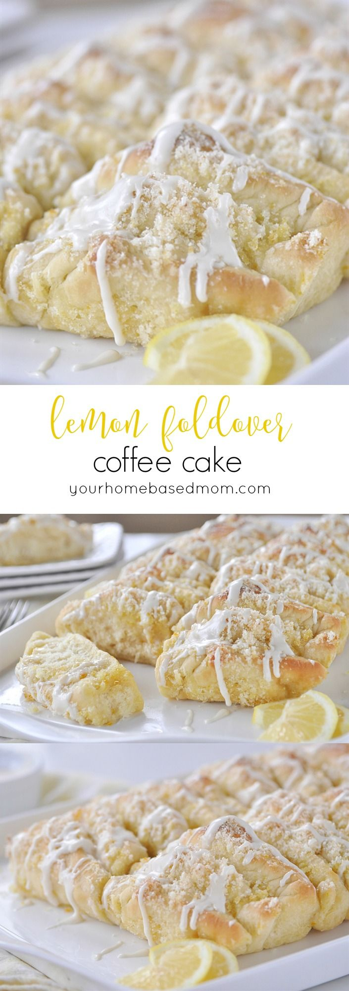 Enjoy a bite of springtime with this amazing lemon foldover coffee cake. I am a sucker for any recipe that has lemon in the name! A few…