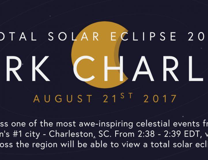 Eclipse events in Charleston, SC