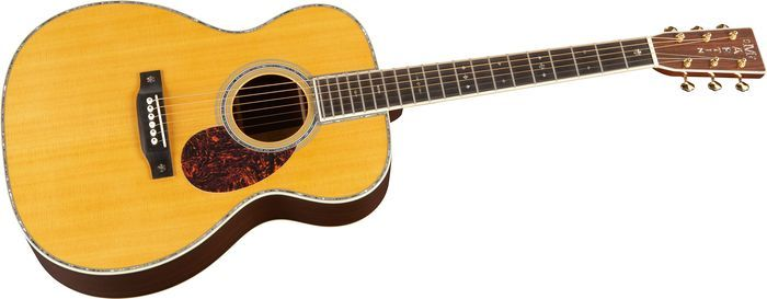 Martin OM-42 Acoustic Guitar Natural. Free Next Day Air Shipping & 18 Month Special Financing Available.