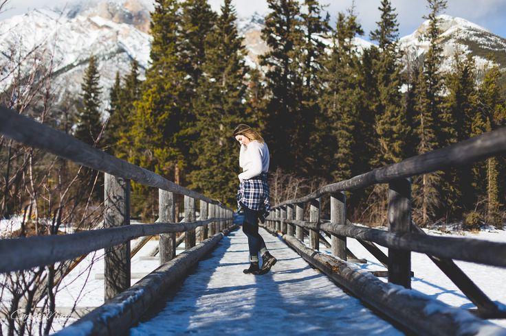 Always make time to explore   Pyramid Lake, AB.  Travel Alberta.