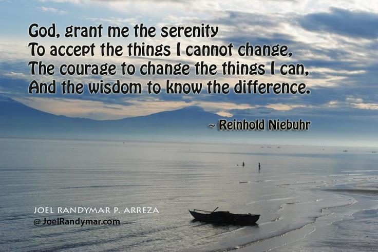 reinhold niebuhr serenity prayer pdf