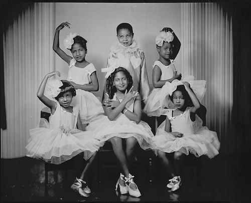 BALLERINAS IN 1941 | ☽★☮dance !☯♕☀ | Black ballerina ...