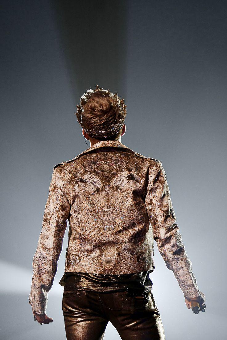 Adam Lambert - QAL in Barcelona