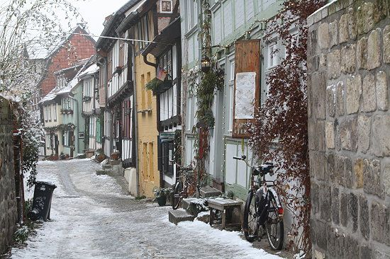 Quedlinburg ... (Germany)