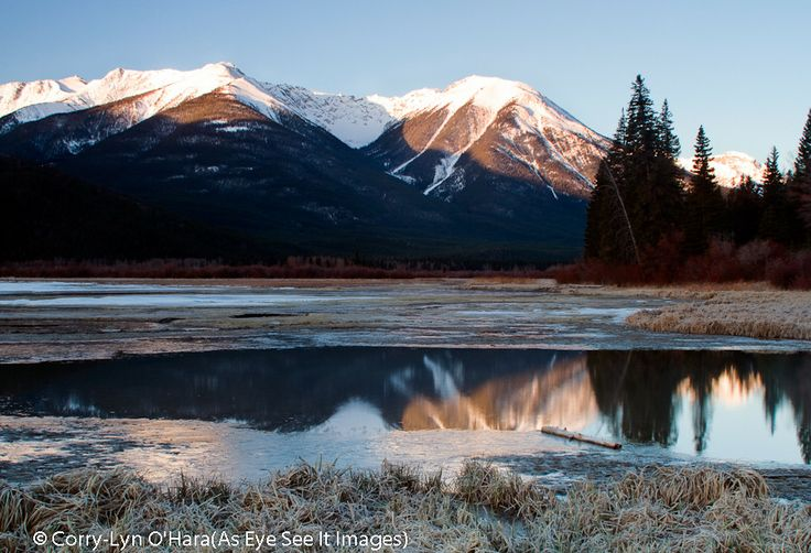 Photograph Canmore sunrise by Corry-Lyn O'Hara on 500px