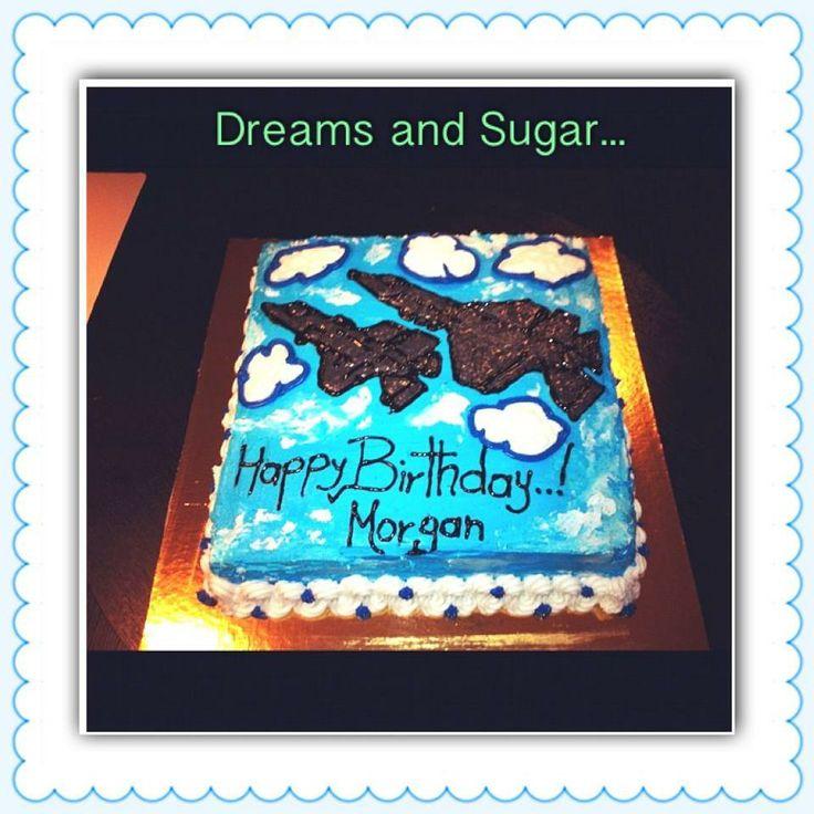 vanilla cake !