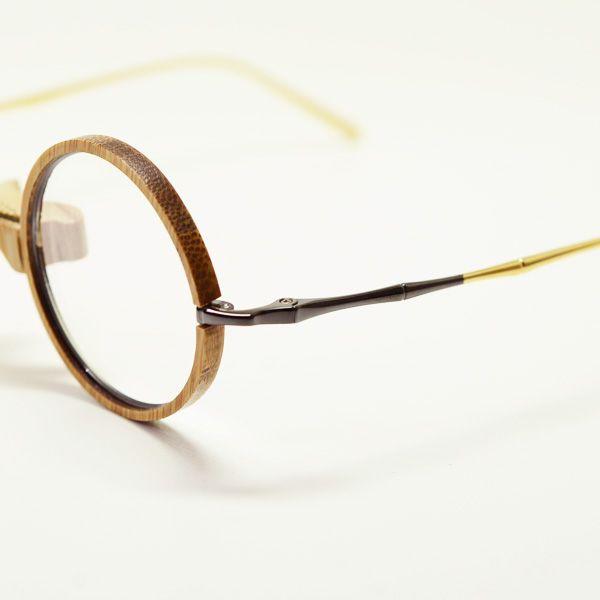 dekorinmegane | Rakuten Global Market: G.M.SMASUNAGA world's best award! Gold + Titanium + bamboo frames try them award-winning model siemes GMS-2013LTD-1