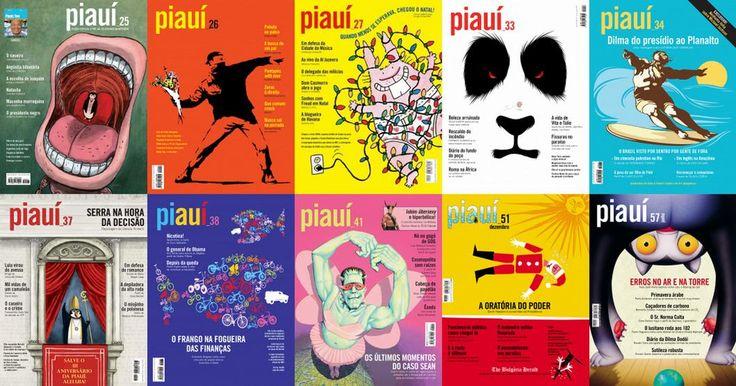 Revista Piauí recebe prêmio da ABCA - Adnews - Movido pela Notícia
