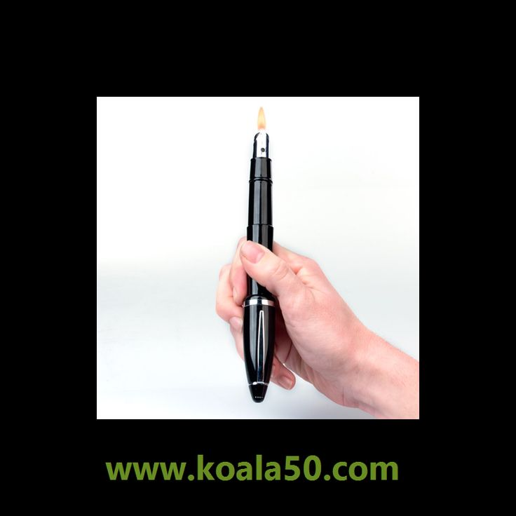 Mechero Pluma - 3,35 €   ¡Sorprende a tus amigos con este mechero Pluma! ¡Ya verás qué cara ponen cuando te pidan fuego! Su cuidado diseño hace que este encendedor parezca una pluma, ¡pero no!, es un original mechero...  http://www.koala50.com/mecheros-pitilleras-ceniceros/mechero-pluma