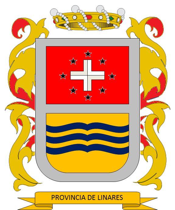 Escudo de la Provincia de Linares