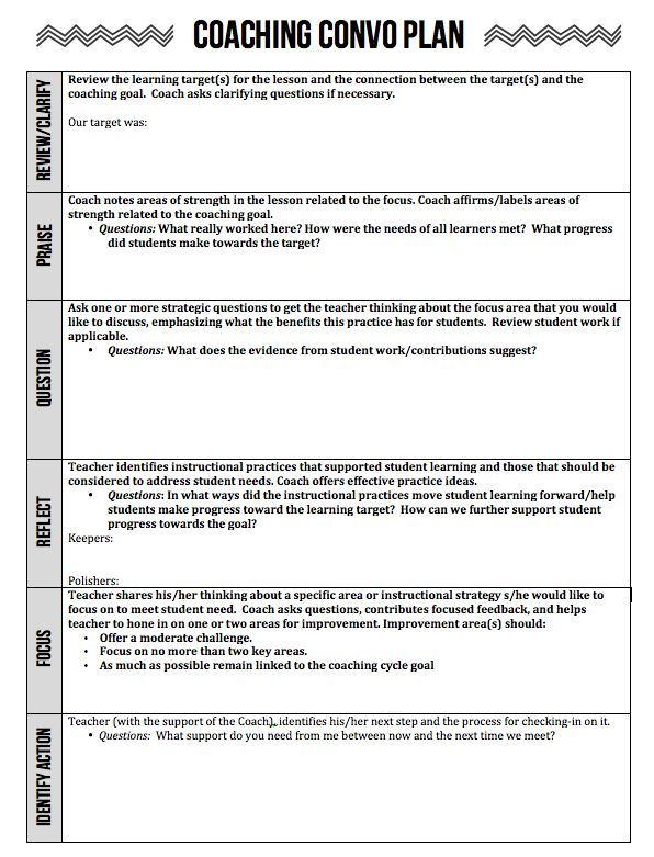 13 best coaching ideas images on Pinterest Guided reading - reading teacher resume