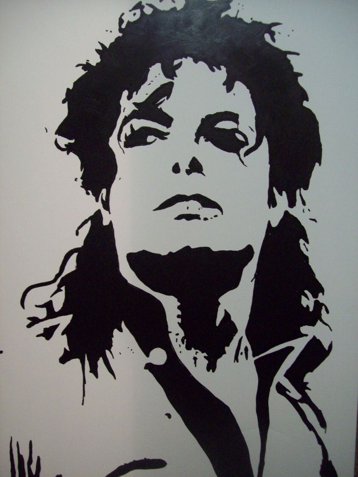 michael jackson art - Buscar con Google