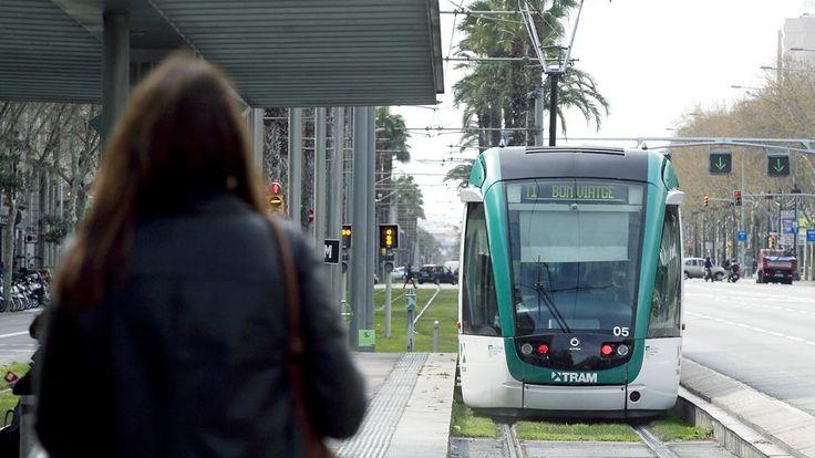 El director general de Tram, Humberto López Vilalta, ha denunciado hoy que alrededor del 5% de los usuarios de este transporte lo hace sin pagar o validar el billete