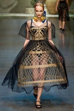 Dolce & Gabbana: Ready To Wear, Spring Summer, Fashion Art, Spring Collection, Gabbana Spring, Dolce & Gabbana, Fashion Spring, Spring 2013, Milan Fashion Weeks