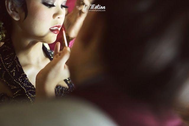 Le Motion Photo: Bening & Dito Wedding (Pernikahan adat Jawa)