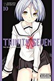 Trinity Seven Vol. 10: The Seven Magicians by Kenji Saito (Author Illustrator) Akinari Nao (Author Illustrator) #Kindle US #NewRelease #Comics #Graphic #Novels #eBook #ad