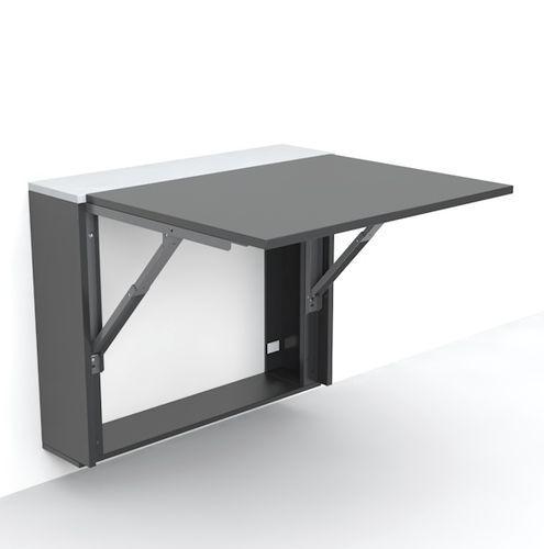 Mesa auxiliar / rectangular / de interior / moderna LONDON by Gorka Bujidos…