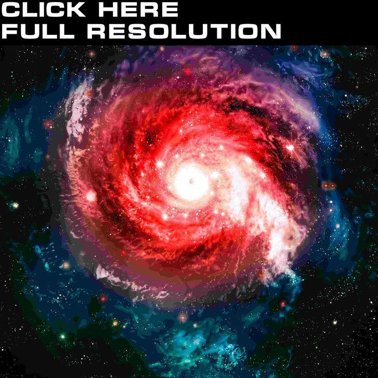 Галактика Звезды Космос