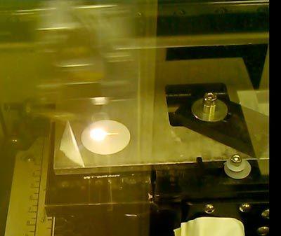 Buscan innovadora forma de fabricar fibra óptica a través de impresión 3D