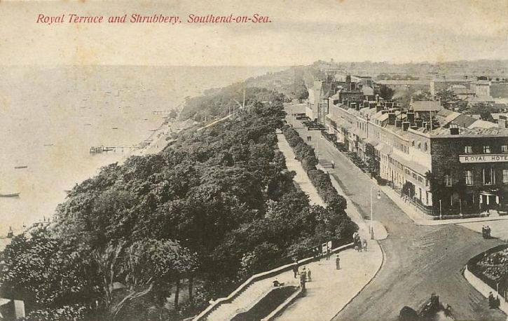 Southend on sea, Essex