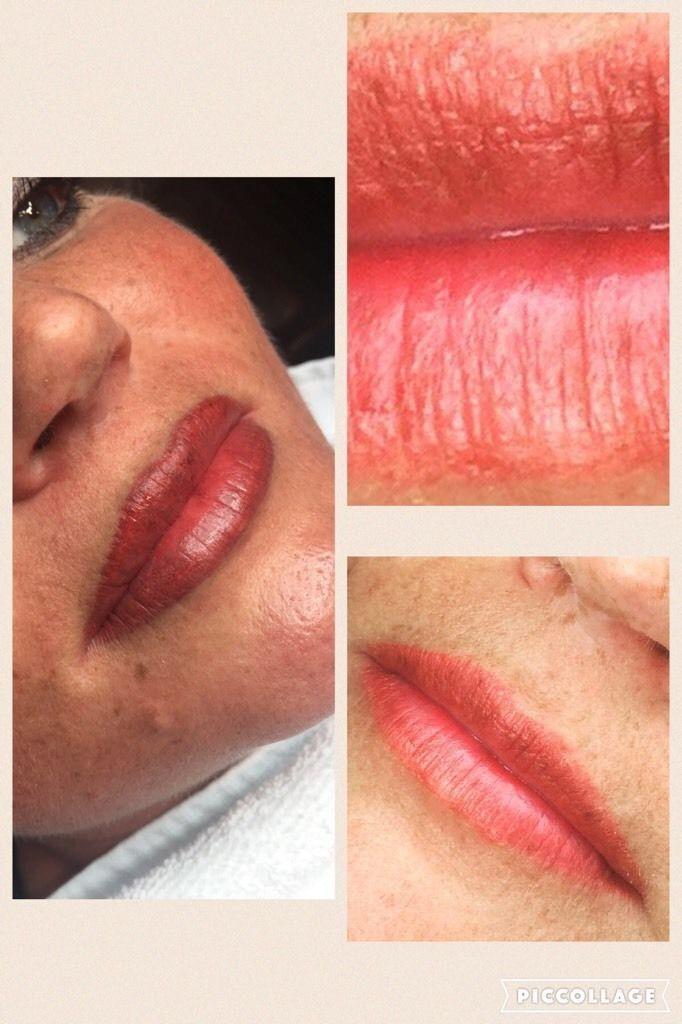 Abgeheilte Lippen nach 1 Behandlung (Nachbehandlung erforderlich ) #permanentmakeup #lippen #ingolstadt #vipbeautystudioingolstadt #biotek #lipps #makeup#münchen #augsburg#beauty #regensburg #nürnberg#lippen#usta#permanentny#bioteklipps#