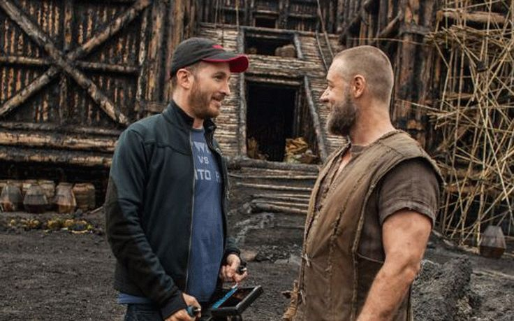 Darren Aronofsky interview: 'The Noah story is scary' - Telegraph